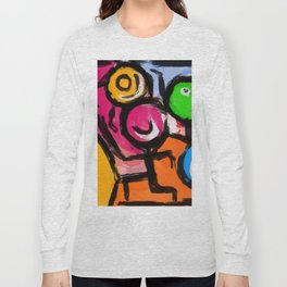 The dreams of children Long Sleeve T-shirt