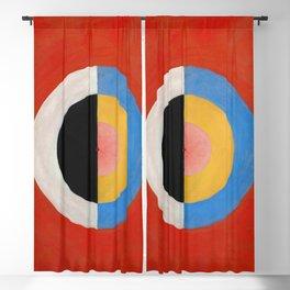 "Hilma af Klint ""The Swan, No. 17, Group IX-SUW"" Blackout Curtain"