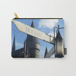 Hogsmeade Signpost Carry-All Pouch