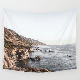 Big Sur | Monterey California Surfers Paradise Ocean Beach Landscape Wanderlust Photograph Wall Tapestry