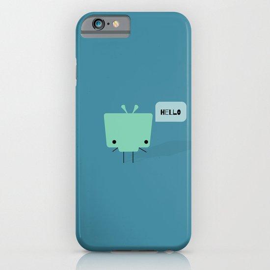 Hi iPhone & iPod Case