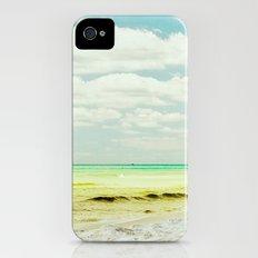seascape iPhone (4, 4s) Slim Case