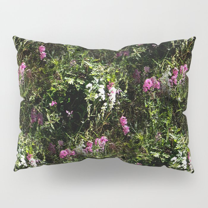 In the mountains where the Sweet Peas grow... Pillow Sham