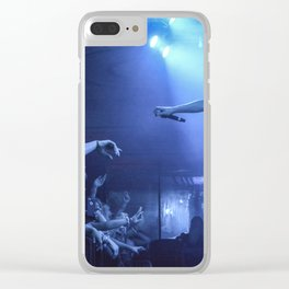 Hippie Sabotage Live in LA Clear iPhone Case