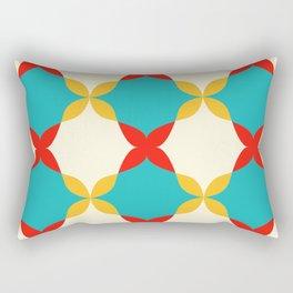 Subtle Pattern Rectangular Pillow