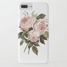 Three English Roses iPhone Case