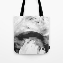Grey sparks Tote Bag