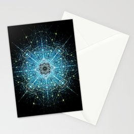 Dimensional Tensegrity Stationery Cards