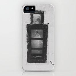 Strange Window iPhone Case