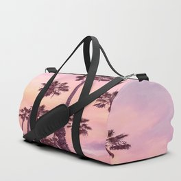 Palms to Pink World Duffle Bag