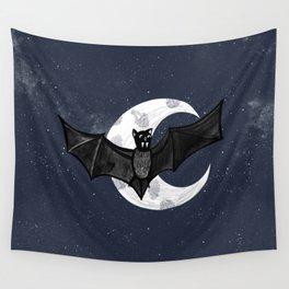Bat Wall Tapestry