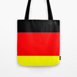 Flag of Germany Tote Bag