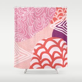 topanga Shower Curtain
