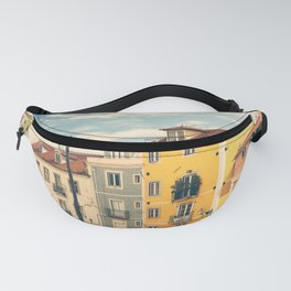 Porugal - summer street view Fanny Pack