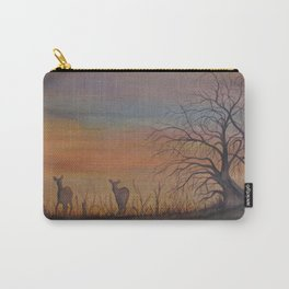 Sunset Ridge Carry-All Pouch