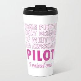 PILOT'S MOM Travel Mug