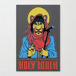 Foxy Shazam Poster Canvas Print