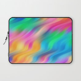 Abstract Design Laptop Sleeve