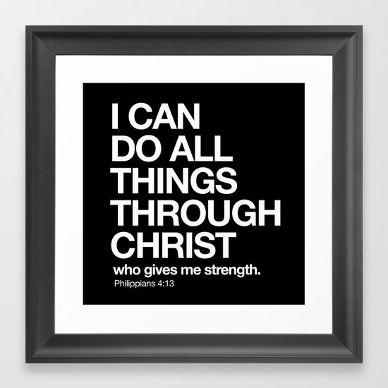 Philippians 413 I Can Do All Things Through Christ Who Gives Me