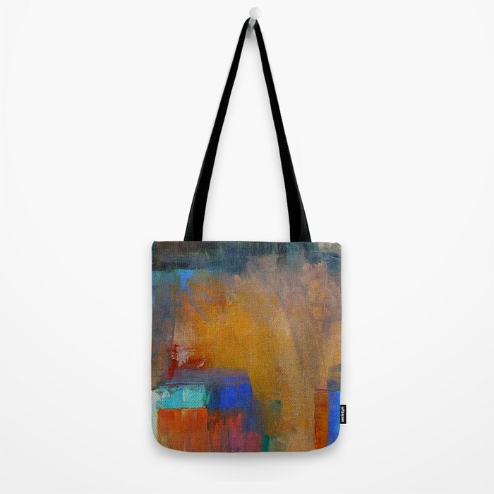 People in India Tote Bag