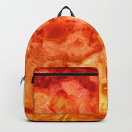 fiery kiss Backpack