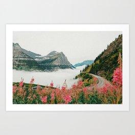 Montana II Art Print