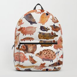 Pig Collection Backpack