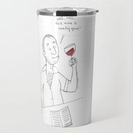 sommelier Travel Mug