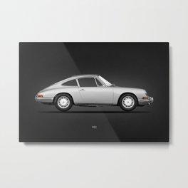 The 1965 911 Metal Print