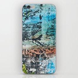 walls #4 iPhone Skin