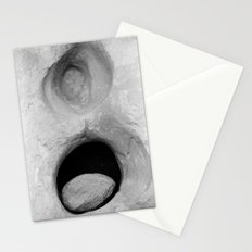 Rock In A Hard Place Stationery Cards