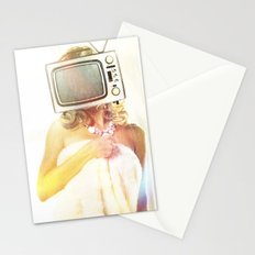 SEX ON TV - FOXY by ZZGLAM Stationery Cards