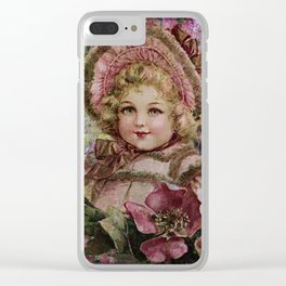 Younger Than Springtime Clear iPhone Case