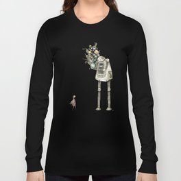 You asked me for space Long Sleeve T-shirt