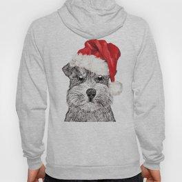 Christmas Schnauzer Hoody