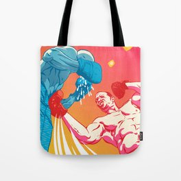 Knockout Tote Bag