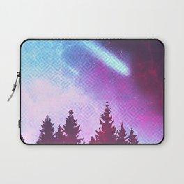 Halley's Comet Laptop Sleeve