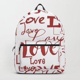 Love, love, love! Backpack