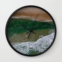 Textures II Wall Clock