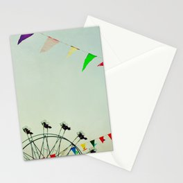 summer festival Stationery Cards