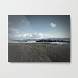Another Day on the Beach Metal Print