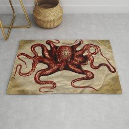 ä Octopus  Rug
