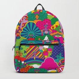 Girls Girls Girl Backpack