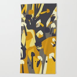 Roadtrip Beach Towel
