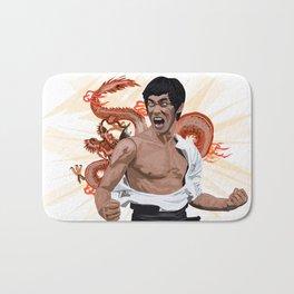 The Good Dragon Bath Mat