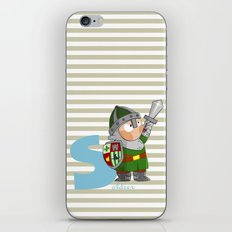 s for soldier iPhone & iPod Skin
