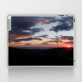 Blue Ridge Parkway Sunrise Laptop & iPad Skin