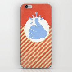 Thumbs Up! iPhone & iPod Skin