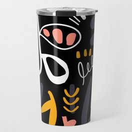 Up At Dawn Travel Mug