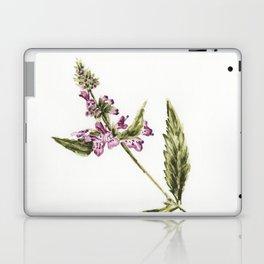 Lamium Laptop & iPad Skin